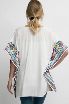 Andree by Unit Embroidery Poncho - Alternate List Image