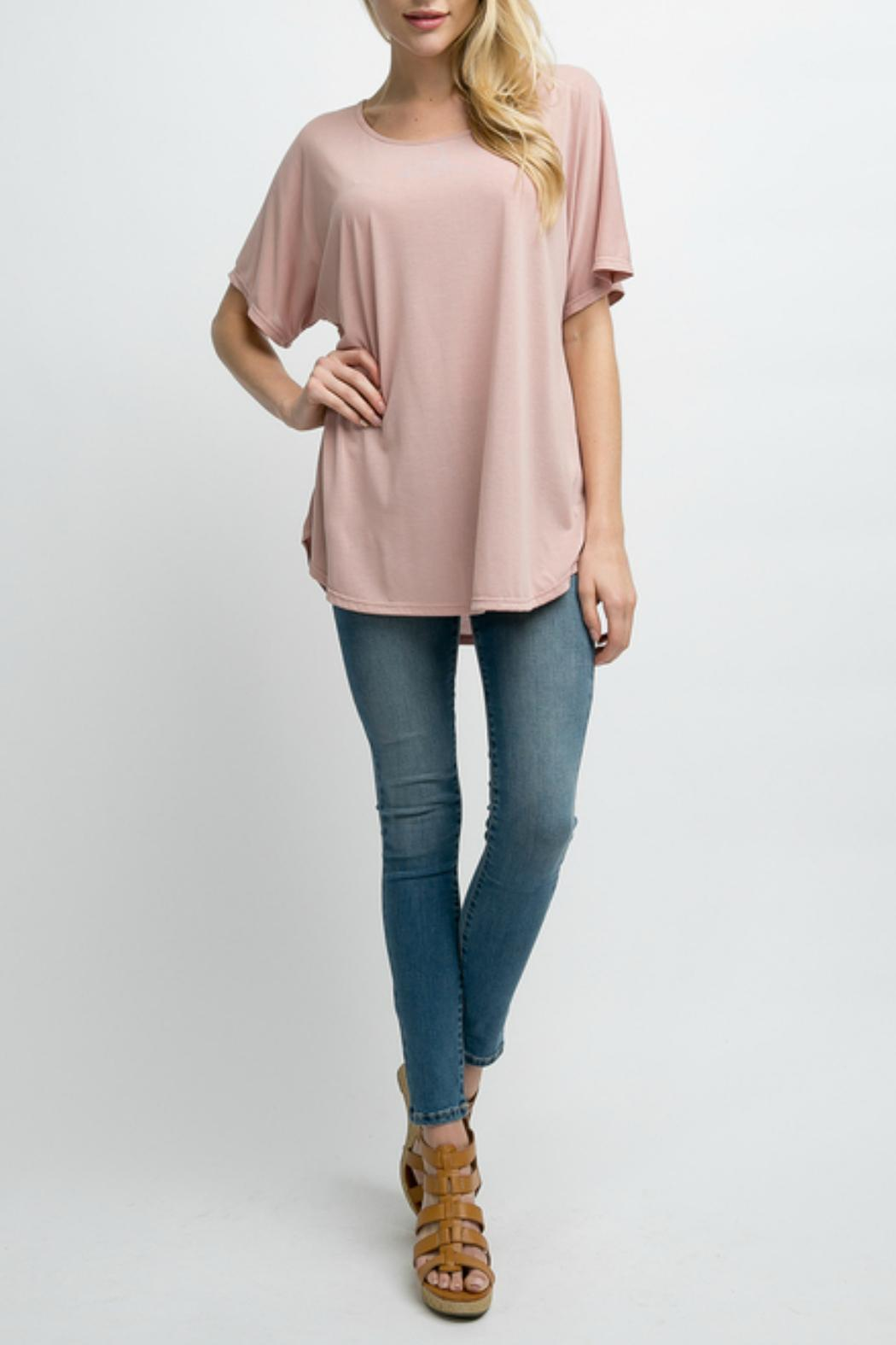 Andree by Unit Modal Tunic Top - Main Image