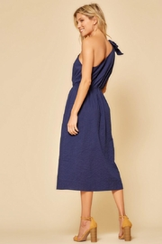 Andree by Unit One-Shoulder Midi Dress - Front full body