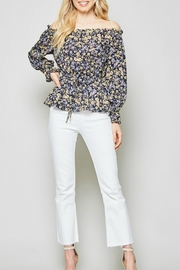 Andree by Unit Ots Floral Top - Product Mini Image
