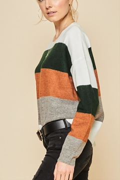 Andree by Unit Plus Colorblock Sweater - Alternate List Image