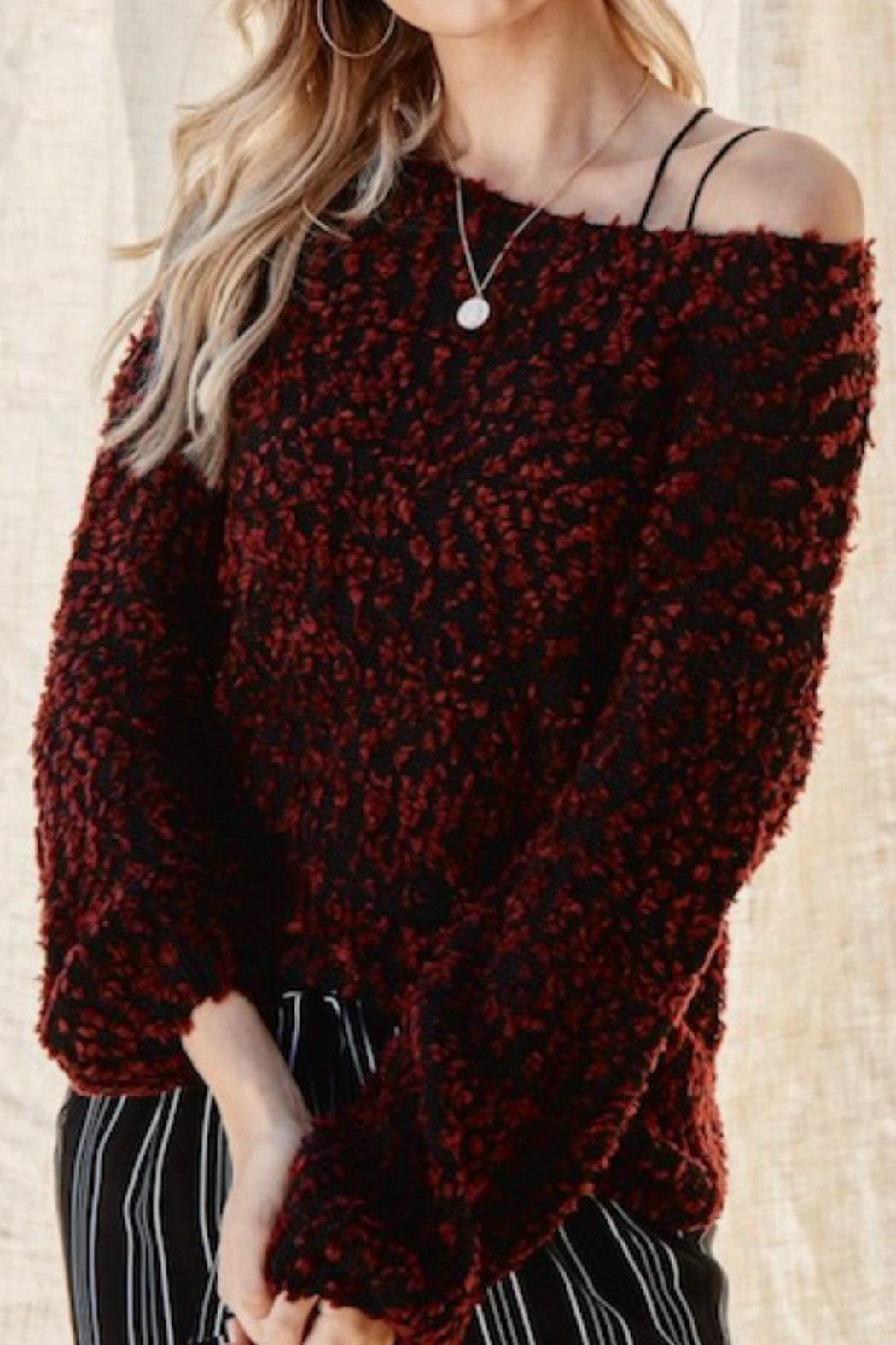 Andree by Unit The Seona Sweater - Main Image