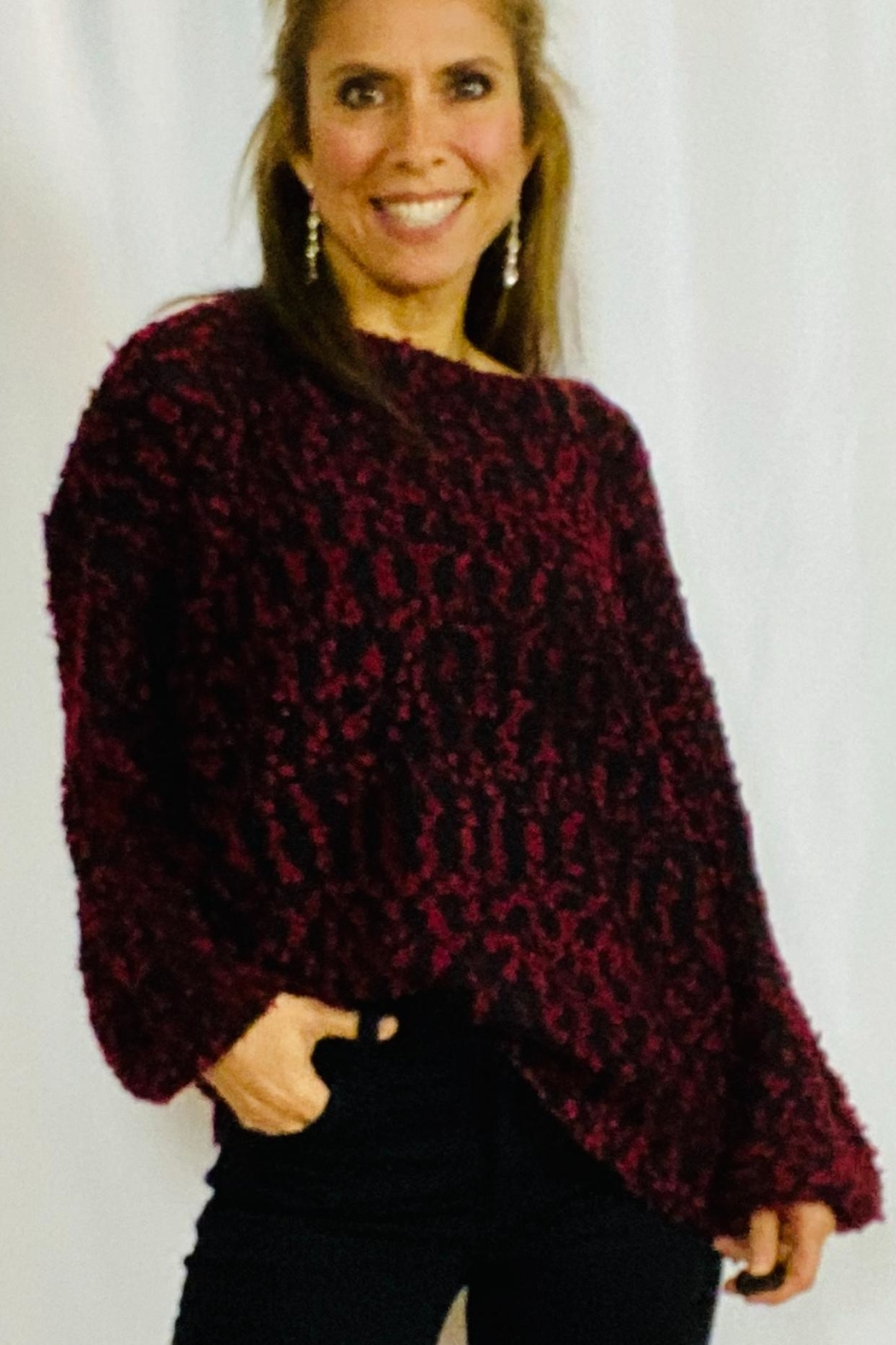 Andree by Unit The Seona Sweater - Front Full Image