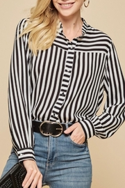 Andree by Unit The Virginia Blouse - Front cropped