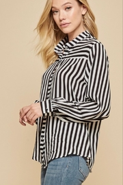 Andree by Unit The Virginia Blouse - Back cropped