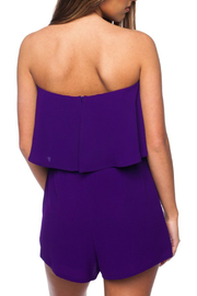 Buddy Love Andrews Game Day Romper - Side cropped