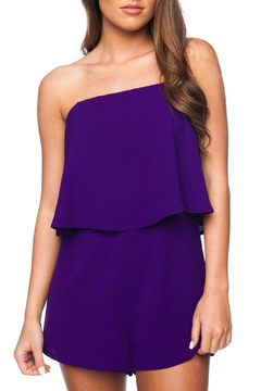 Shoptiques Product: Andrews Game Day Romper