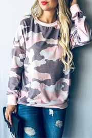 andthewhy Camo Long Sleeve - Product Mini Image