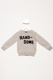 Andy & Evan Handsome Sweater Toddler - Product Mini Image