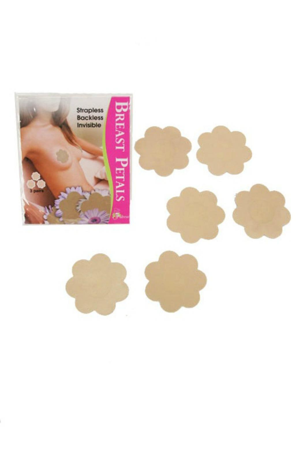 Anemone 3 Pack Nipple Covers - Front Cropped Image