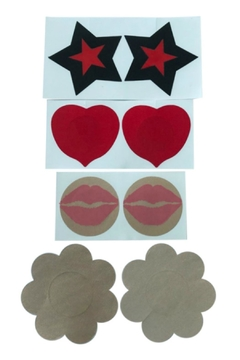 Shoptiques Product: 4-Pack Nipple Covers