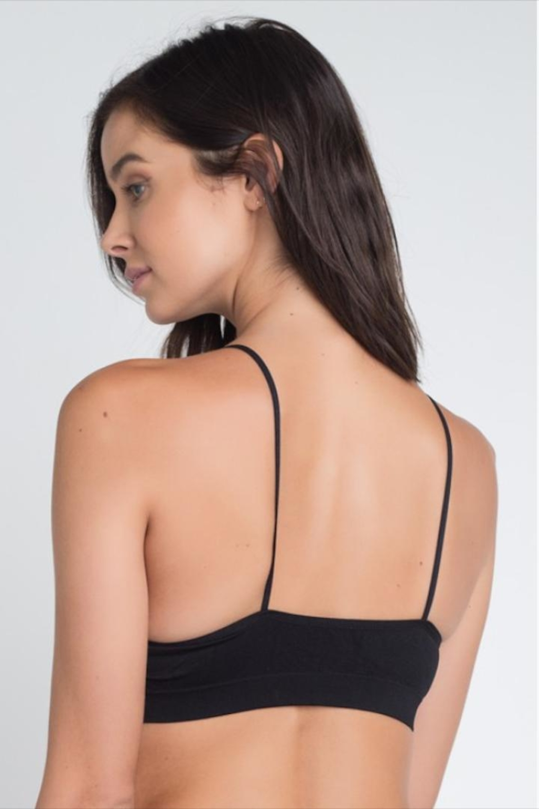 Anemone Cage Front Bralette - Side Cropped Image