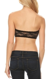 Anemone Lace Bandeau - Front full body