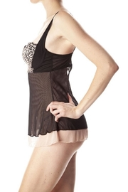 Anemone Romantic Lace Chemise - Side cropped
