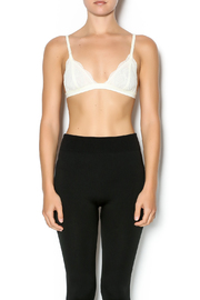 Anemone Sheer Triangle Bralette - Product Mini Image