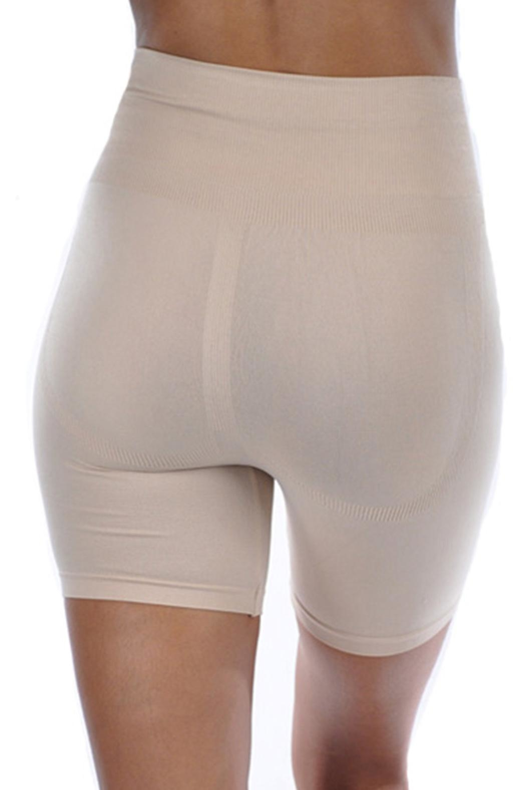 Anemone Smoothing Shapewear Shorts - Side Cropped Image