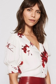 Joie Anevy Floral Blouse - Product Mini Image