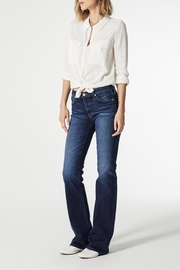 AG Jeans Angel Bootcut Summer-Blues - Front full body