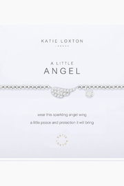 Katie Loxton Angel Bracelet - Product Mini Image