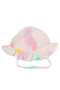 Angel Dear Pink Pineapple Sun Hat - Product List Image