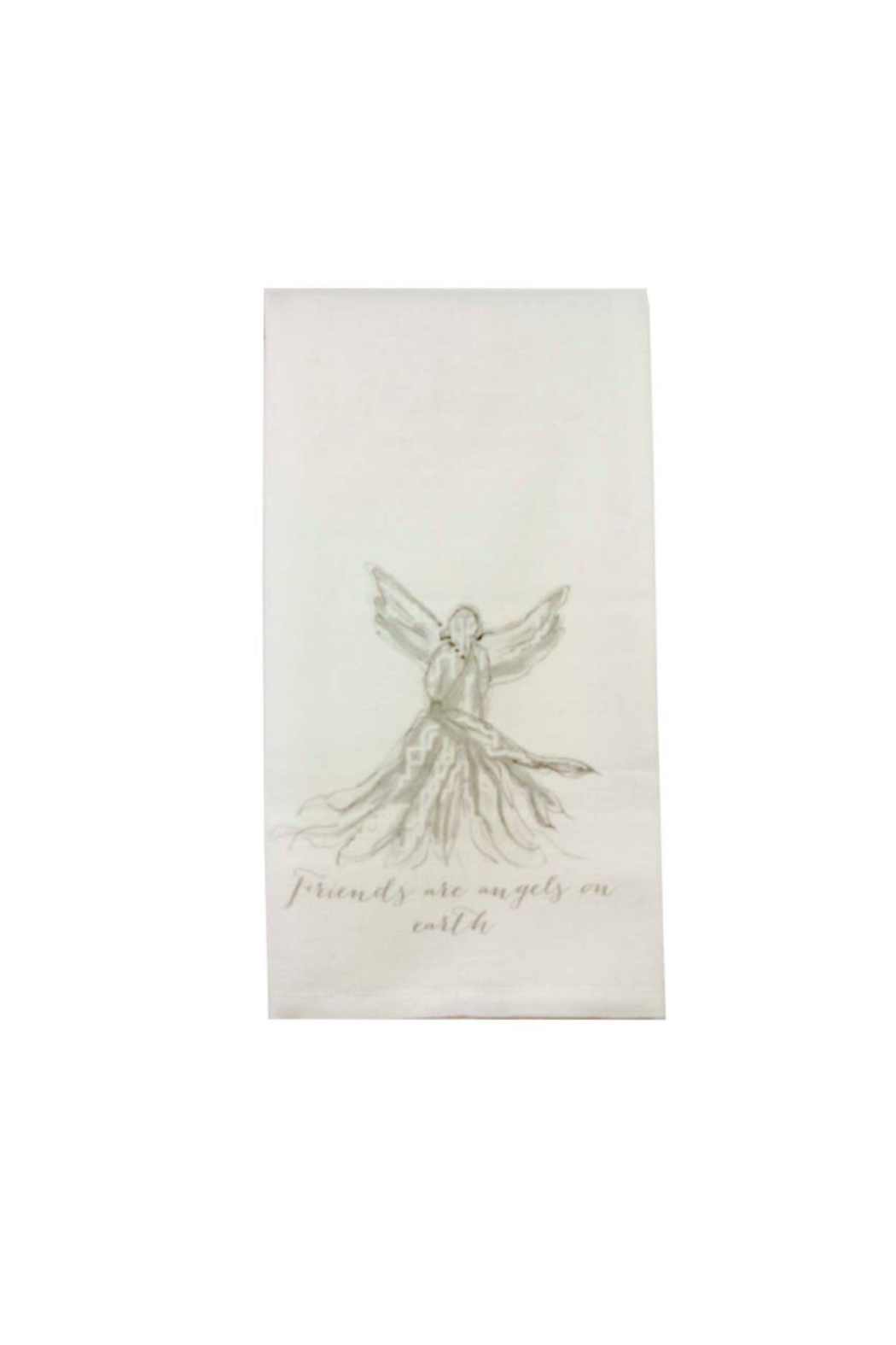 The Birds Nest ANGEL DISHTOWEL - Main Image