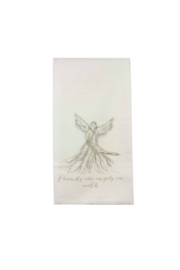 The Birds Nest ANGEL DISHTOWEL - Front cropped