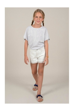 Mini Molly Angel Graphic Tee - Product List Image
