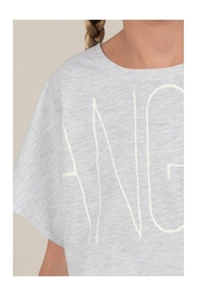 Mini Molly Angel Graphic Tee - Back cropped
