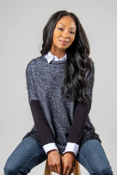Simply Noelle Angel Hair Sweater - Product List Image
