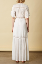 Cotton Candy Angel Maxi Dress - Front full body