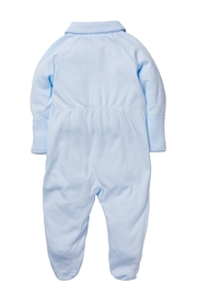 Marie Chantal Angel Onesie With Mittens - Front full body