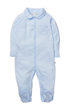 Marie Chantal Angel Onesie With Mittens - Product List Image