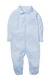 Marie Chantal Angel Onesie With Mittens - Product Mini Image