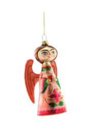 Cody Foster Angel ornament - Front cropped
