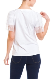 Prestige Angel Pearl t-Shirt - Back cropped