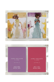 ANNE NEILSON ANGEL SERIES PLAYING CARDS - Product Mini Image