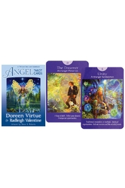 tu-anh boutique Angel Tarot Cards - Product Mini Image