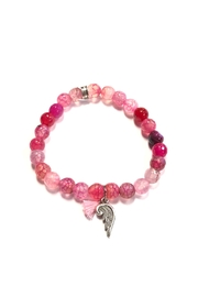 Chavez for Charity Angel Wing Bracelet - Product Mini Image