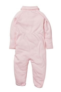 Marie Chantal Angel Wing Onesie With Mittens - Alternate List Image