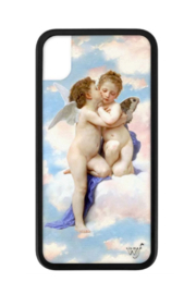 wildflower Angel XR Cell Case - Front cropped