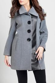 Angel Apparel Accent Coat - Product Mini Image