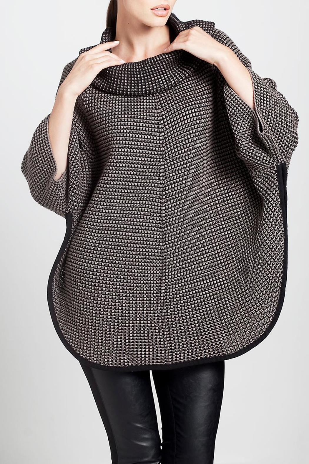 Angel Apparel Cowl Neck Poncho from Long Island by Angel Apparel ...
