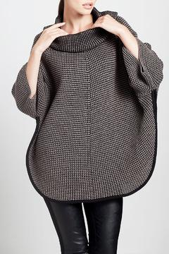 Angel Apparel Cowl Neck Poncho - Alternate List Image