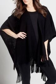 Angel Apparel Fringed Wrap - Product Mini Image