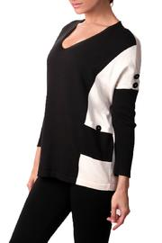 Angel Apparel Pocket Tunic - Product Mini Image