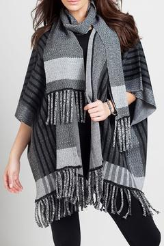 Angel Apparel Poncho Cape Set - Product List Image