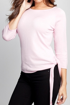 Shoptiques Product: Side-Tie Sweater