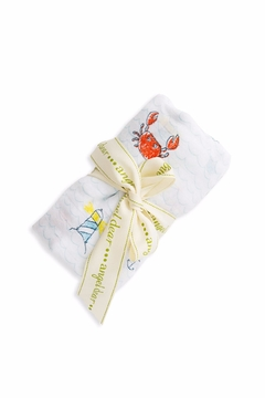 Angel Dear Crab Bamboo Blanket - Product List Image