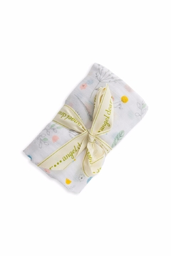 Angel Dear Foliage Bamboo Blanket - Product List Image