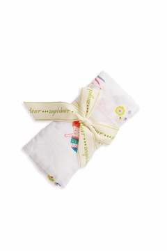 Angel Dear Bamboo Blanket Mermaid - Product List Image
